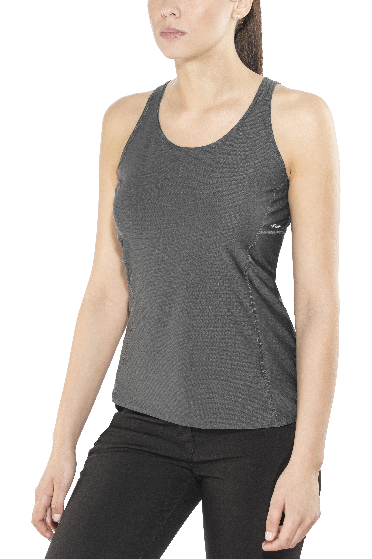 7e24525608 Haglöfs L.I.M Tech - Camisa sin mangas Mujer - gris